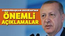 Erdoğan açıkladı; kısıtlamalar devam edecek!