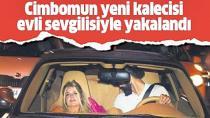 Kaleci Fatih Öztürk'ün görüntülendiği kadının kimliği belli oldu