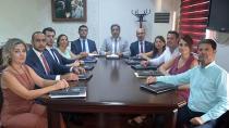 Adana Barosu, Türk Tabipler Birliğine sahip çıktı...