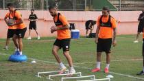 Adanaspor, Altınordu maçı hazırlıklarını sürdürüyor