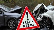 Adana'da iki otomobil çarpıştı: 4 ölü, 4 yaralı