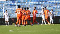 Adanaspor'dan beş yıldızlık skor: 5-2