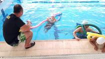 """""""Yüzme Bilmeyen Kalmasın"""" Projesi Tüm Hızıyla Devam Ediyor"""