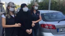 Fransa'nın aradığı kadın Adana'da serbest bırakıldı!
