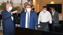 Vali Süleyman Elban'dan ATB'ye İadeyi Ziyaret