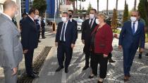 Vali Elban, Ceyhan'da incelemelerde bulundu!
