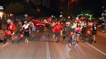 Adana'da 29 Ekim Cumhuriyet Bayramı Coşkusu...
