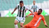 Adanaspor 90'da penaltıyla yıkıldı: 0-1