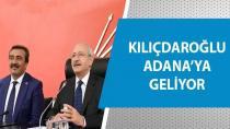 CHP lideri Adana'da toplu açılışlar yapacak!