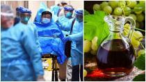 Dünyayı korkutan virüsün ilacı 'üzüm'mü?
