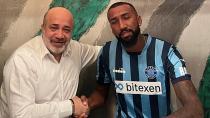 Adana Demirspor'a Brezilyalı  forvet...