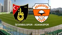 İstanbulspor 1- 0 Adanaspor
