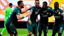 Adanaspor: 0 Giresunspor: 4