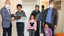 Es ailesinin çocukları artık eğitimden geri kalmayacak