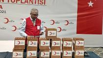 Başkan Saygılı, 'Gönüllü ordusu ve bağışçılarla büyüyoruz'