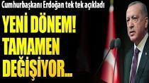 Erdoğan, İnsan Hakları Eylem Planı'nın 11 ilkesini ve hedeflerini tek tek saydı