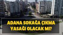 Adana Valiliği, açıklama yaptı...