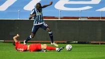 Adana Demirspor zoru seviyor: 2-0