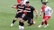 Adanaspor'u ateşten kurtaran puan: 2-1