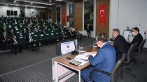 Adana'da 216 proje devam ediyor!