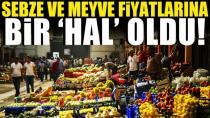 Ramazan arifesinde fiyatlar uçtu...