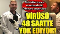 Türk bilim insanından umutlandıran çalışma!