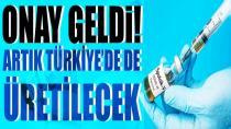 Sputnik V aşısının Türkiye'de üretimine onay çıktı!