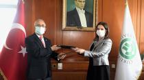 Verem Savaş Derneği'nden, Onkoloji Hastanesi'ne Hasta Yatağı Bağışı