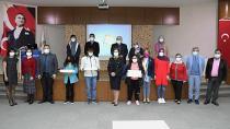Güney Rotary görme engelli üniversiteli gençleri sevindirdi