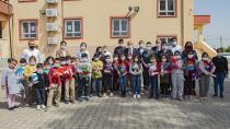 Çocuklar doktor korkularını Seyhan Belediyesi'le aşıyor!