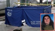 9 katlı binanın çatısından düşen kadın hayatını kaybetti