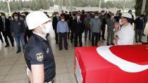 Vali Elban'ın koruma polisi, kalp krizi sonucu hayatını kaybetti