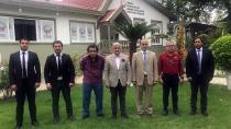 TSYD Adana Şubesi Demirspor'u kutladı