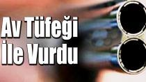 Ceyhan'da pompalı tüfekle eve açılan ateşte 3 kadın yaralandı