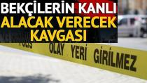 Adana'da bekçilerin kavgası kanlı bitti: 2 ölü, 1 yaralı