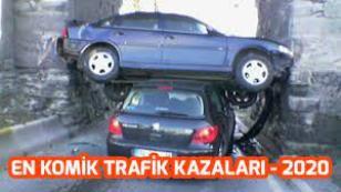 Çok Komik Trafik Kazaları Derleme