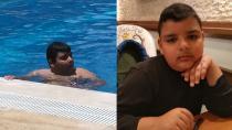 Havuzda vakum faciası! 10 yaşındaki çocuk 35 santim derinlikte boğuldu
