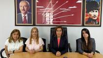 """CHP'li kadınlar, """"İstanbul Sözleşmesi'nden Vazgeçmiyor"""""""