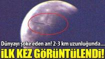 NASA'nın Ay fotoğrafı şoke etti!
