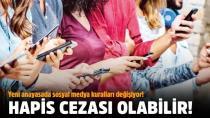 Yeni anayasada sosyal medya kuralları değişiyor!