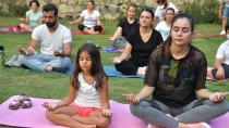 Çukurovalılar Yoga ve Zumba kurslarını sevdi…