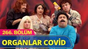 Organlar Covid - Güldür Güldür Show 266.Bölüm