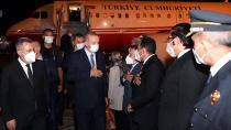 Adana'dan Cumhurbaşkanı Erdoğan geçti...
