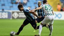 Adana Demirspor Süper lig'deki ilk galibiyetini aldı: 3-1