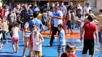 Yüreğir'in İlk Su Oyun Parkı Açıldı...