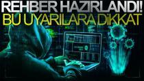 Siber saldırılara karşı 7 önlem Cumhurbaşkanlığı Dijital Dönüşüm Ofisi, siber saldırıya uğrayan ve çalınan akıllı telefonlarda kritik bilgilerin ele geçirilmesini önlemek için bir rehber hazırladı.