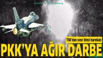 13 PKK'lı etkisiz hale getirildi...