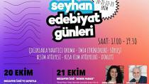 """""""Seyhan Edebiyat Günleri"""" Başlıyor!"""