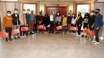 Seyhan'ın eğitim yardımından 671 öğrenci yararlandı...
