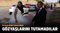 Düğün öncesi fotoğraf çekimi yaptıran çiftin araçtaki altınları çalındı